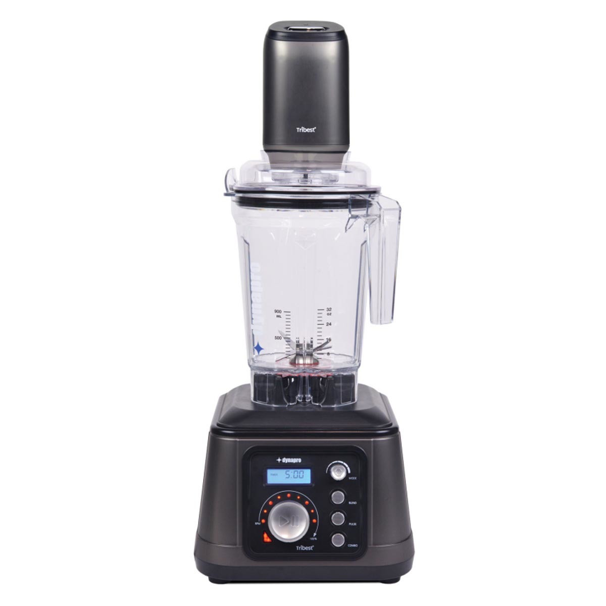 The Tribest Dynapro Commercial Vacuum Blender DPS-1050A