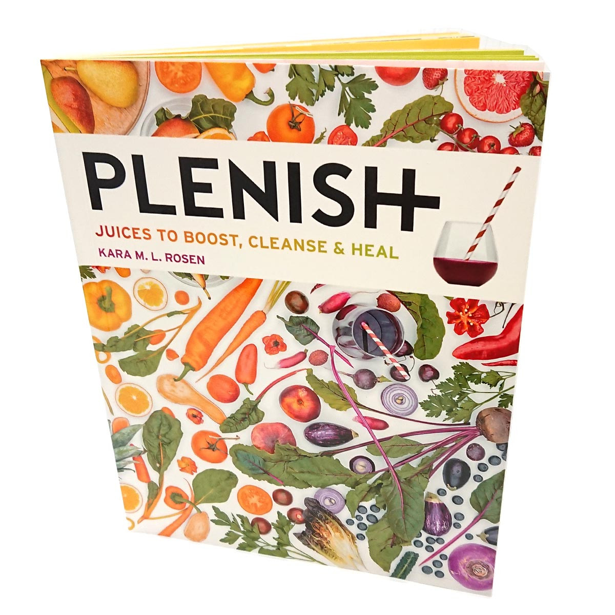 PLENISH - Juicing Book