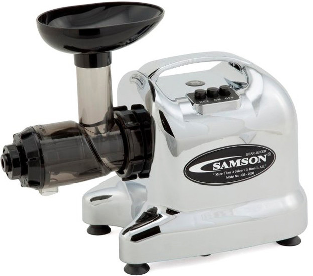 Samson Advanced Juicer 9006 Chrome