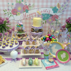 Sweet Inspiration: Real Parties, Easter