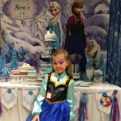 Sweet Inspiration: Real Parties, Frozen