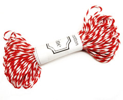 Bakers Twine, Red
