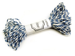 Bakers Twine, Blue