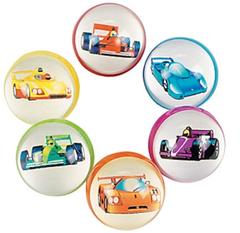 Speed Racer Bouncing Balls
