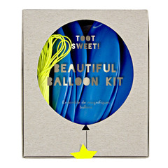 Balloons, Toot Sweet Blue Kit