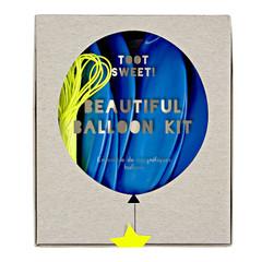 Balloons, Toot Sweet Blue Kit