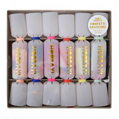 Bright Confetti Crackers