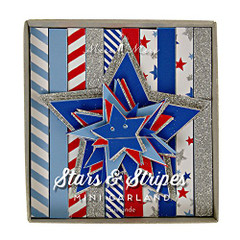Stars and Stripes Mini Garland