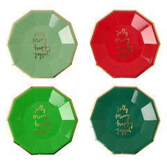 Very Merry Plates, Small