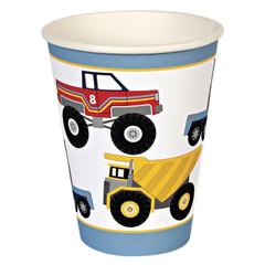 Big Rig Party Cups