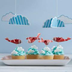 Up & Away Cupcake Sticks