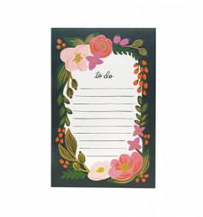 Notepad, Rosalie