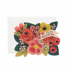 Love Notes: To my Valentine Card