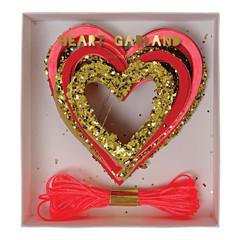 Hearts Mini Garland
