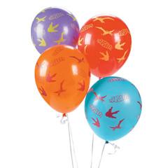 Balloons, Dinosaurs Roar