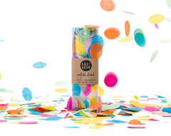 Confetti Bomb: Multicolor Party Mix