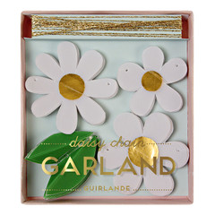 Daisy Flower Garland Kit