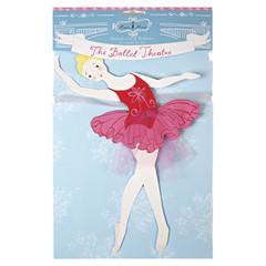 Little Dancers Ballet Garland