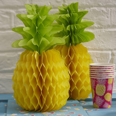 Honeycomb Pineapples