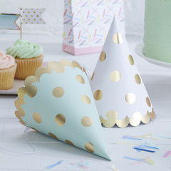 Delicious Dots Party Hats