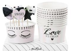 Miss Etoile Ice Cream Set, Love