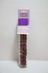 Jelly Bean Candy Tube, Purple