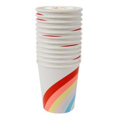 Rainbows & Unicorns Party Cups
