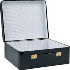 Suitcase, Mini Black Noire Centerpiece