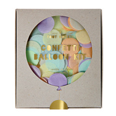 Balloon Kit, Pastel Confetti