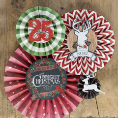 The Holiday Collection: Pinwheel Decoration Kit