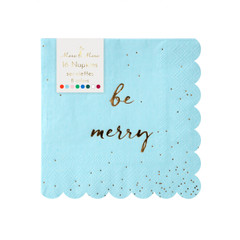 Be Merry Napkins, Small