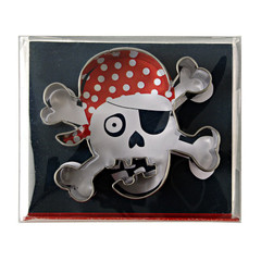 Skull and Crossbones Cookie Cutters