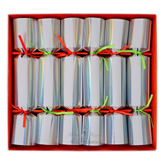 Holographic Holidays, Silver Crackers