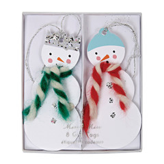 Gift Tags, Snowman