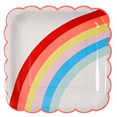 Rainbows & Unicorns Large Plates