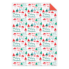 Roll Wrap, Santa and his Elves