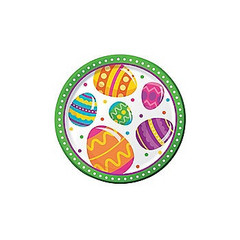 Easter Plates, Small