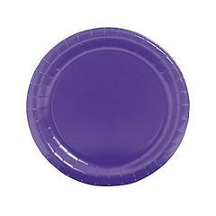 Plates, Large Purple