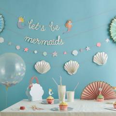 Garland, Let's Be Mermaids