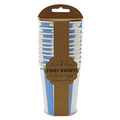 Toot Sweet Party Cups