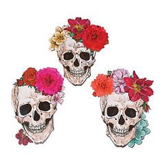 Spooky Skulls, Wall Art
