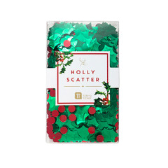 Confetti, Holly Leaves & Berries