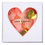 Confetti, Love