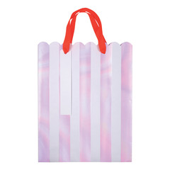 Iridescent Party Bags, Medium