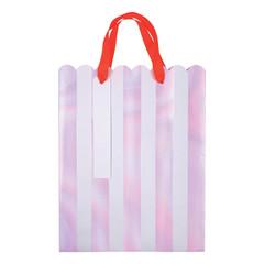 Iridescent Party Bags, Medium