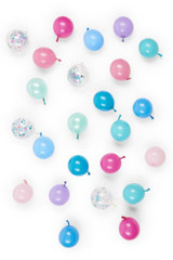 Unicorn Mini Balloon Set