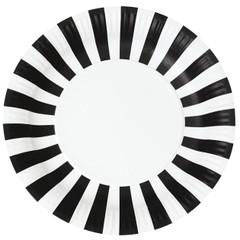 Black Tie Party Plates