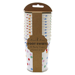 Toot Sweet Spotty Cups