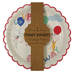 Toot Sweet Children's Large Plate