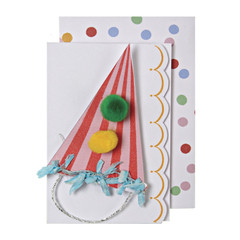 Party Hat Gift Enclosure